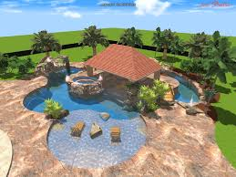 best picture of backyard swimming pool designs ideas with bottom