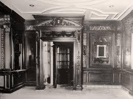 Titanic First Class Dining Room Titanics First Class Smoke Room A Brief Tour Youtube Titanic First