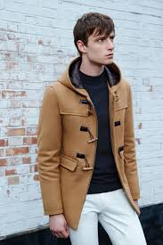 how to wear the duffle coat men u0027s fashion