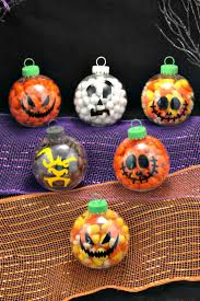 halloween tree with ornaments diy halloween ornaments home design ideas