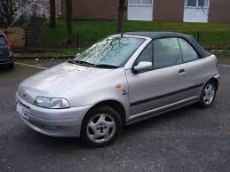 fiat punto 1997 fiat punto cabrio 2513428