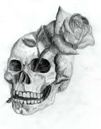skull drawings in pencil tattoo drawings in pencil skull drawing