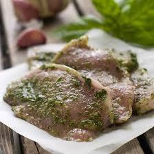 cuisiner cote de veau côtes de veau marinées à l huile d olive et grillées aux herbes
