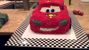 lightning mcqueen birthday cake lightning mcqueen birthday cake