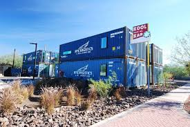 new shipping container apartments bring market rate rent to