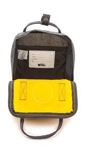 kanken backpack blue warm