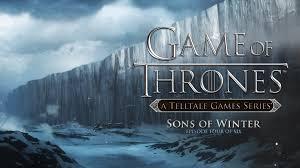 cast of thrones the telltale series episode 4