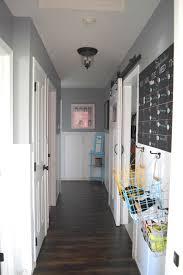 hallway family command center u2022 our house now a home