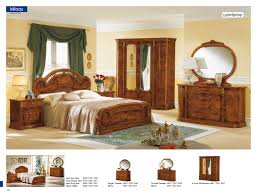 European Style Bedroom Furniture by Milady Bedroom Set By Camelgroup Italy