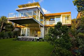exterior ultra modern eco friendly green house designs ideas