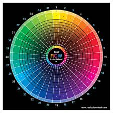 color wheel complementary cesio us