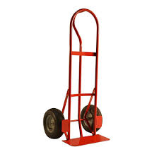 Hand Carts At Home Depot by Milwaukee 800 Lb Capacity P Handle Truck Dc48866 The Home Depot