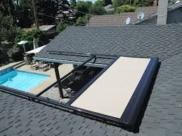 Pergola Coverings For Rain by Retractable Pergola Covers Ers Shading San Jose Ca