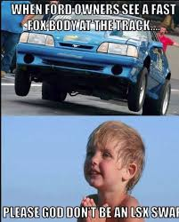 Ford Vs Chevy Meme - sibling rivalry bowtie vs blue oval v8 miata forum home of the