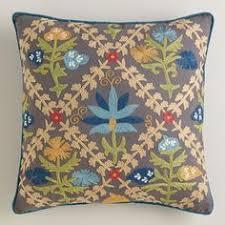embroidered gypsy caravan cushion pillows u0026 cushions pinterest