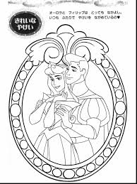 impressive sleeping beauty coloring page alphabrainsz net
