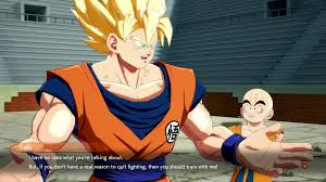 imagenes de goku para whats dragon ball fighterz s story mode is a love letter to a great series