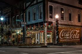 best towns in georgia here are the 10 most enchanting magical christmas towns in georgia