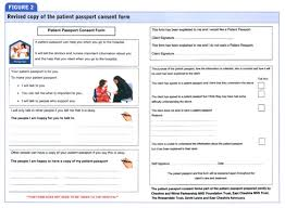 academic onefile document one page patient passport for people