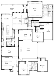 second story floor plans new home plan 3386 in prosper tx 75078