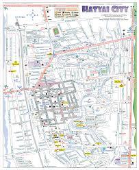 map of hat yai large map of had yai thailand hat yai map in detail