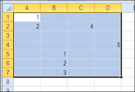 select actual used range in excel sheet contextures blog