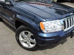 blue jeep grand cherokee 2004 used 2004 jeep grand cherokee limited at saugus auto mall