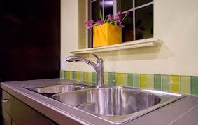 sink picking a kitchen backsplash beautiful kitchen sink with