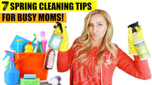Spring Cleaning Hacks 7 Spring Cleaning Hacks U0026 Tips For Busy Moms Clean With Me