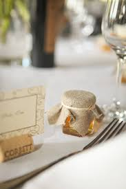 wedding table favors diy honey jar wedding favor ideas that are inspired