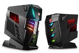 ordinateur de bureau gaming desktop the most versatile consumer pc msi