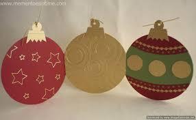card ornaments template template idea