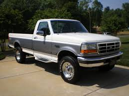 1972 Ford F250 4x4 - gave my 1997 f250 4x4 a bath today ford truck enthusiasts forums