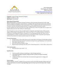 architecture internship cover letter sample images letter