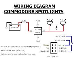 driving lights wiring diagram carlplant