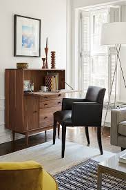 Corner Desk Armoire Furniture Stunning Display Of Wood Grain In A Strategically