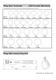 men ring sizes mens ring sizes 9 printable ring size template 318 mens rings