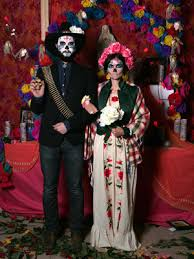 day of the dead costumes mexican day of the dead themed costumes