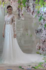 silk wedding dress 3d lace silk bridal gown wedding dress