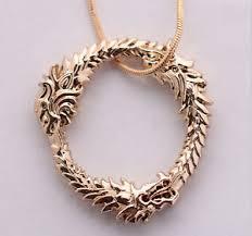 gold necklace skyrim images The elder scrolls online skyrim official ouroboros gold alloy jpg