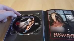 halloween resurrection mediabook cover a youtube