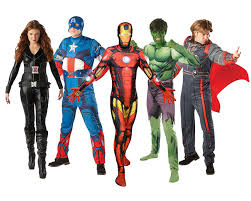 Avengers Halloween Costume Group Fancy Dress Ideas Festivals Party Delights Blog