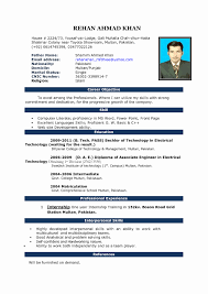 resume format for freshers microsoft word 2007 striking resume format word download in ms for freshers simple