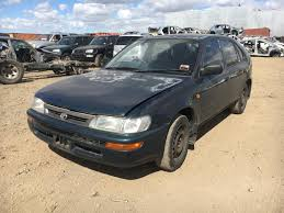 toyota corolla ae101 5 speed manual gearbox 1 8l 7afe 1994 1999