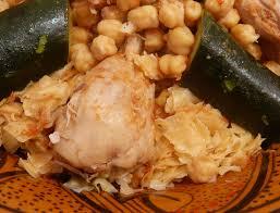 cuisine de constantine recette land recette de trida carré de pâtes vapeur cuisine