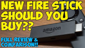 amazon black friday fire sticks new fire tv stick vs old october 2016 should you upgrade