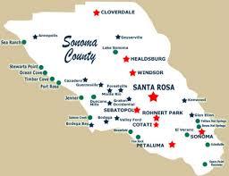 sonoma california map sonoma county deputy sheriff s association home