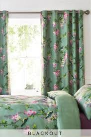 Curtains With Trees On Them Curtains And Blinds Curtains Green Floral Next Switzerland