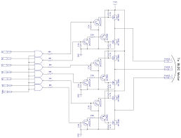 pwm arduino motor wiring diagram components