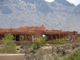 southwestern house plans garrell associates inc santa fe house plan 06312 front